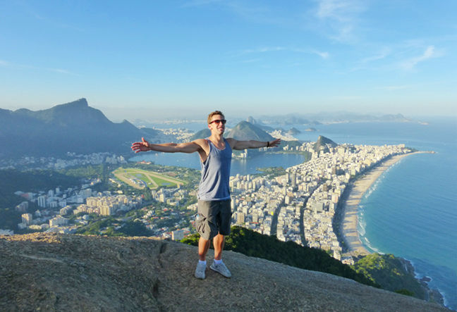 Dois Irmãos Hiking and Walking Tour Throughout the Vidigal Favela in Rio de Janeiro. Tours Departing Daily. Click here and Book Now!