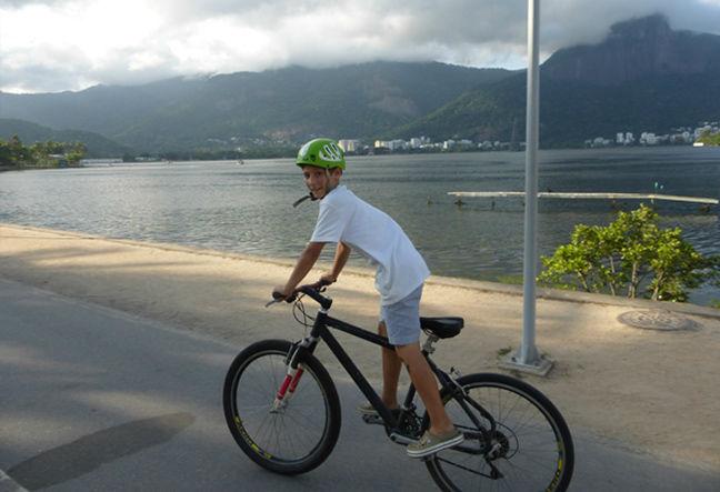 Guided Bicycle Tours and Cycling Tours in Rio de Janeiro - RJ - Passeios de Bicicleta no Rio