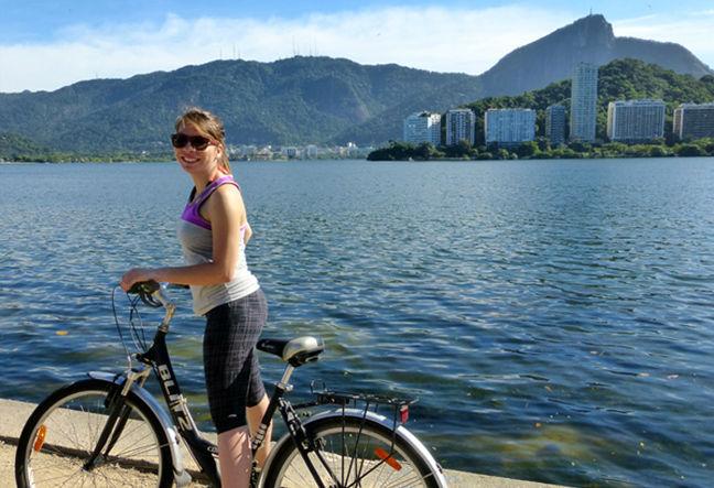 Guided Bicycle Tours and Cycling Tours in Rio de Janeiro - Passeios de Bicicleta no Rio