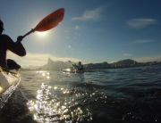 Sea Kayaking Trips for Beginners, Families and Advanced Paddlers in Rio de Janeiro. Sea Kayak Rent & Hire. Book Now