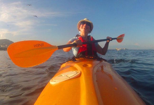 Sea Kayaking & Caiaque Oceânico no Rio de Janeiro