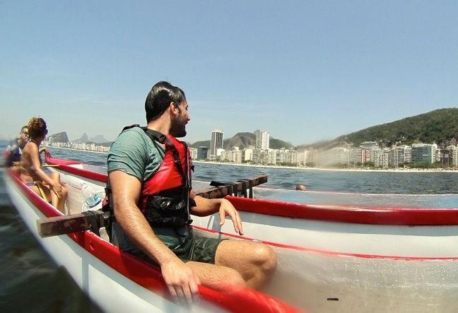 Outrigger Canoe, Va'a Tours, Canoa Havaiana e Polinésia| Rio de Janeiro