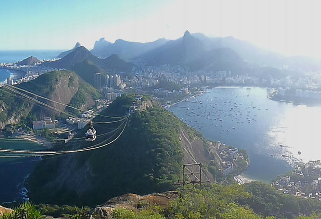 Get to know the best spots in Rio de Janeiro in a Full Day City Tour - Tijuca Forest + Christ the Redeemer + Historic Downtown + Sugar Loaf.