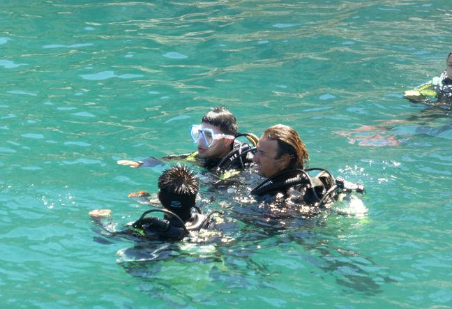 Scuba Diving - Mergulho de Garrafa - RJ - Rio de Janeiro