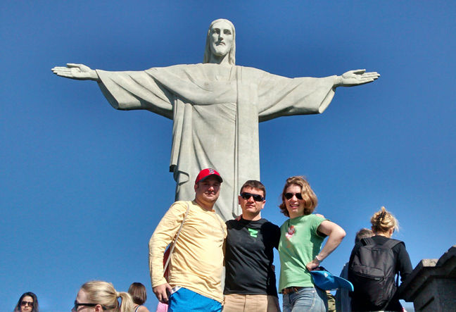 City Tour Half Day in Rio de Janeiro - Tijuca National Park + Christ the Redeemer Statue. Click Here and Book Now
