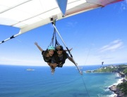 Hang Gliding in Rio de Janeiro - RJ. Best hanggliding pilots, see reviews and photos. Click Here!