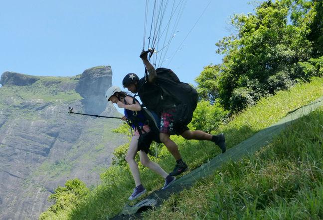 Paragliding Tandem Flight - Parapente Voo Duplo | Rio de Janeiro