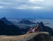 Hike and Climb up Pedro da Gavea with Rio Natural Ecotourism! Click Here!