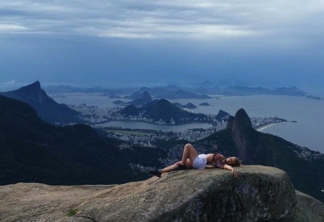 Pedro da Gavea Hiking Tour takes you to the most challenging and fun hike in Rio! Click Here!