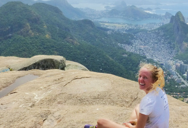 Pedra da Gávea is a fabulous hiking tour in Tijuca Forest National Park. Ideal for good walkers and nature-lovers. Rio de Janeiro.