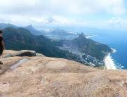 Trilha e Senderismo Pedra da Gávea Rio de Janeiro - Hiking Trail & Trekking Tour.