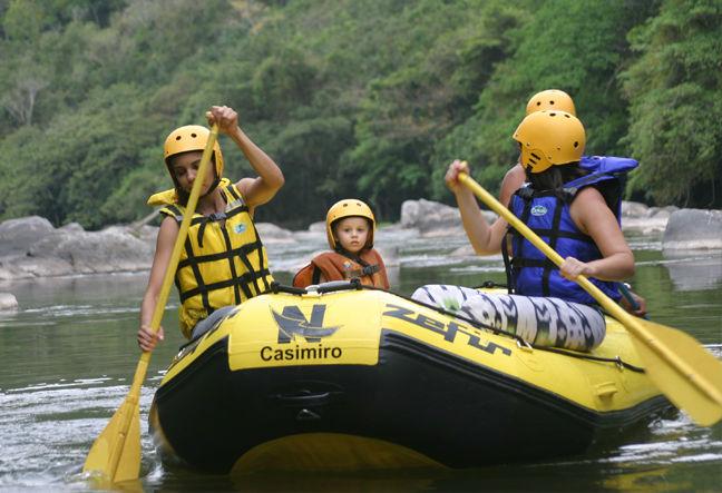 River Rafting - Rio de Janeiro