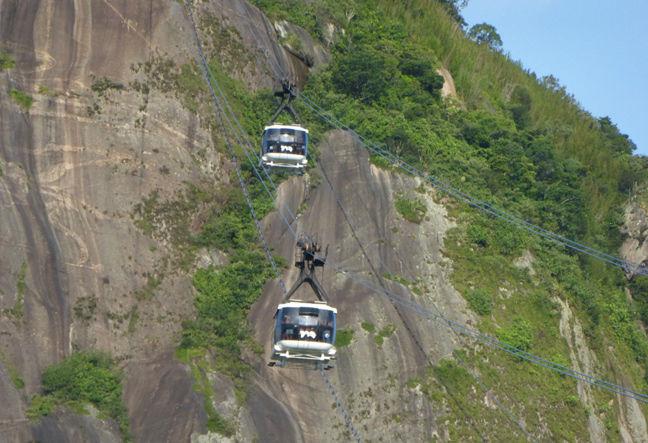 Rapel & Abseiling - Rio de Janeiro - Rapel & Abseiling - Rio de Janeiro - Rock Climbing in RIo de Janeiro