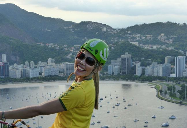 Rapel & Abseiling - Rio de Janeiro - Rock Climbing in RIo de Janeiro