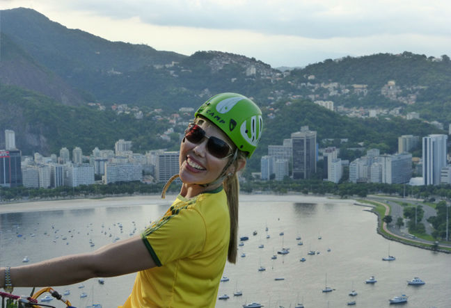 Rapel & Abseiling - Rio de Janeiro