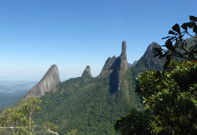 Serra dos Órgãos trekking & walking tours: A complete range of hiking holidays to Rio's most spectacular wilderness Park. Book Now!