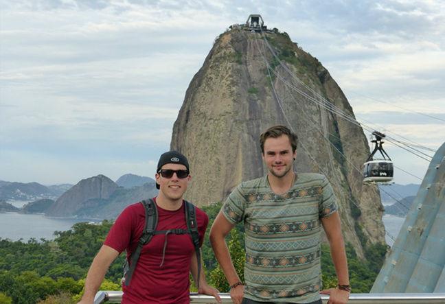 Trilha e escalada do Costão do Pão de Açúcar · Urca · Rio de Janeiro · Clique aqui e agende agora!