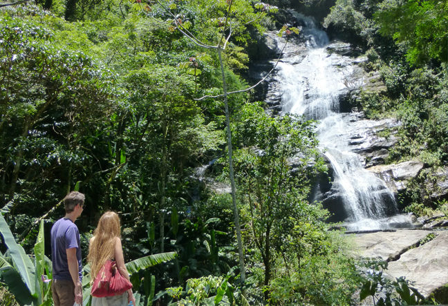 The Tijuca National Park is the Rio de Janeiro's favourite destination for walking enthusiasts. Hiking Tijuca Peak route. Click Here and Book Now!