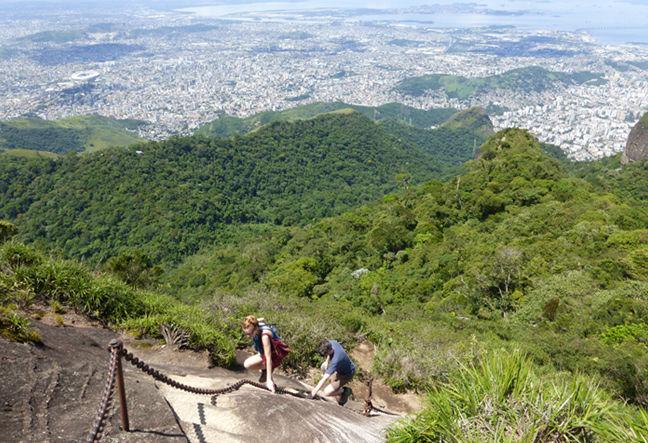 Hiking Tijuca Peak - Tijuca National Park | Trilha Pico da Tijuca - RJ Rio de Janeiro