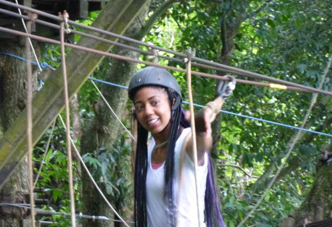Zip Line and Canopy Tree - Tirolesa e Arvorismo | Rio de Janeiro