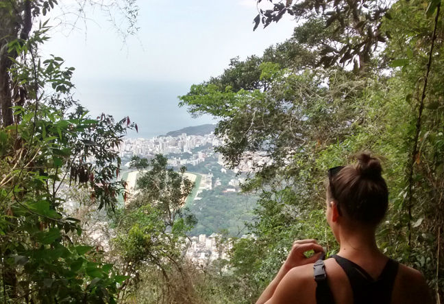 Guided Hiking Tour to Christ the Redeemer - Trilha do Cristo, Parque Laje - Corcovado