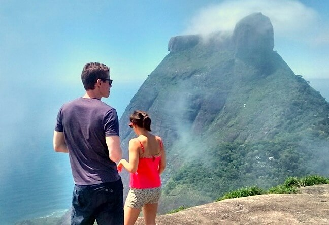 Pedra Bonita Hiking helps you explore Tijuca Forest's wild side · with spectacular scenic and mountain hike. · Click Here & Book Now