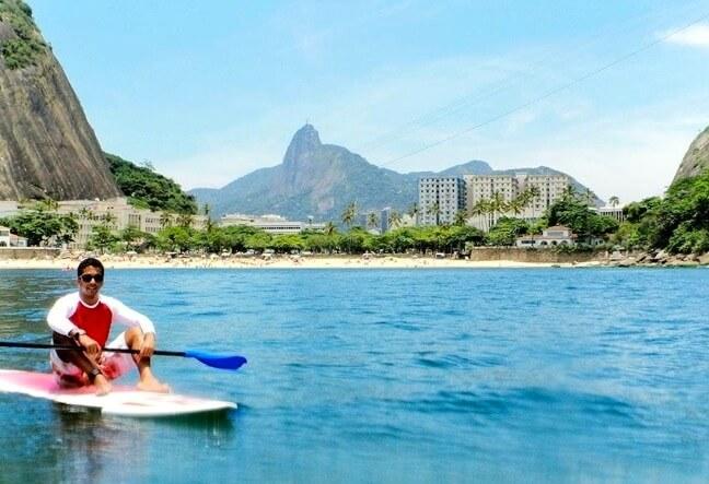 Stand Up Paddle · SUP · Rio de Janeiro