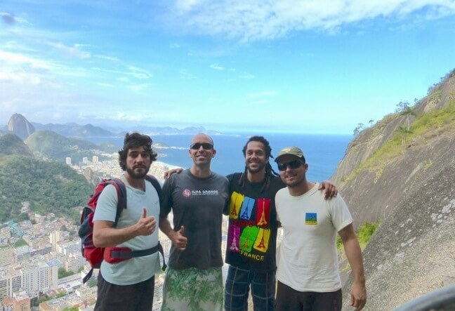 Hidden Trails offer hiking adventures and walking holidays in Rio de Janeiro - Including guided hikes in Morro dos Cabritos. Click Here and Book Now!