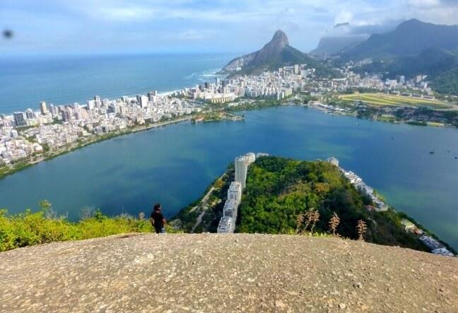 Quer saber como chegar a entrada da trilha do Morro dos Cabritos em Copacabana · Clique Aqui!