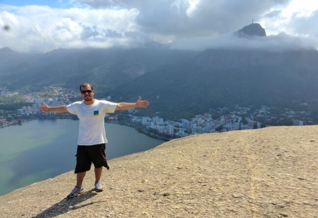 Join Rio Natural for breathtaking scenery while hiking and trekking the Morro dos Cabritos. Visit the stunning sites of Rio de Janeiro. Click Here and Book Now!
