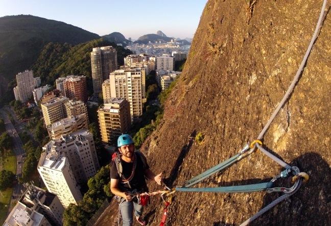 Urca climbing guides - Rio de Janeiro - Brazil - Escalada RJ