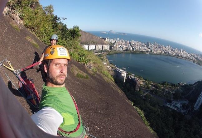 Mountain Climbing in Rio de Janeiro - Brazil - Escalada RJ