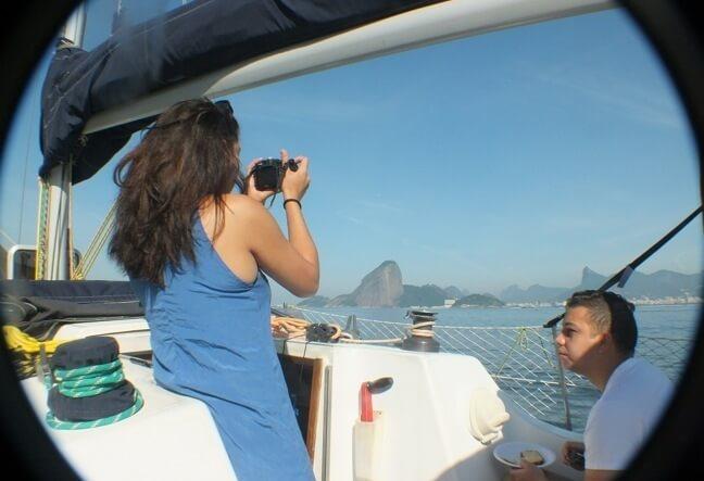 Aluguel de lancha, veleiro, escuna e iate na cidade do Rio de Janeiro