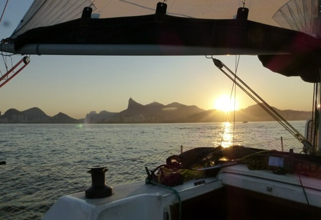 You'll love our ever-popular 4-Hour Sailing Tour in Rio de Janeiro! Our tours depart from one of the closest marinas! Click Here!