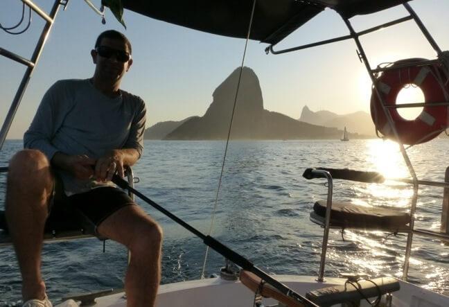 Passeio de Veleiro pela Baía de Guanabara e Ilhas Cagarras. Passeios de Veleiro no Rio de Janeiro. Clique Aqui!
