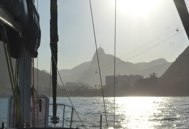 Step aboard one of our classic sailing yachts and the outside world starts to melt away. Close your eyes. Feel the sun on your face. Rio de Janeiro. Click Here!