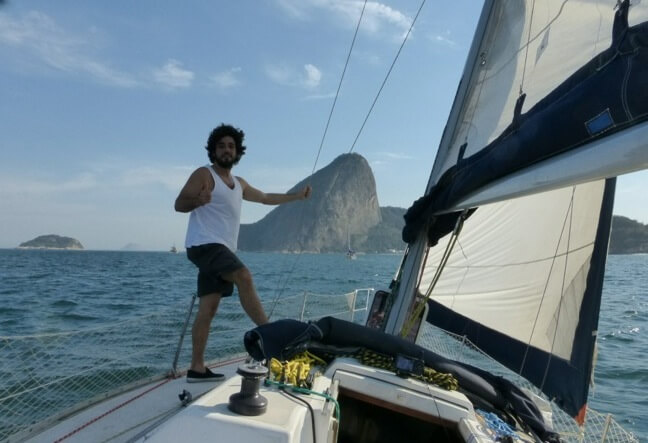 Aluguel e Passeios de veleiro com marinheiro no Rio de Janeiro - RJ - Clique Aqui!