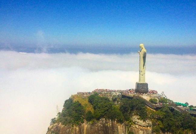 Fantastic views during our Rio de Janeiro helicopter tour. Take this opportunity and experience Rio from the sky. Book it now!