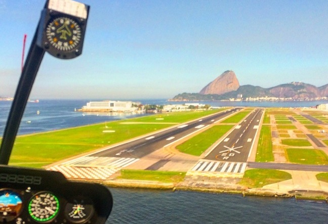 A helicopter tour over Christ the Redeemer and Sugar Loaf in Rio de Janeiro is a really unforgettable and unique trip! As it affords an aerial view of Rio's Beaches!