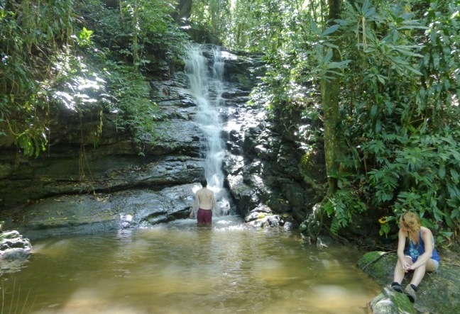 Private tour Tijuca Forest Rio de Janeiro - Bernard Moraes - Waterfall and Caves. Click Here!