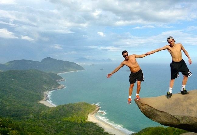 Hiking tour to Pedra do Telégrafo!