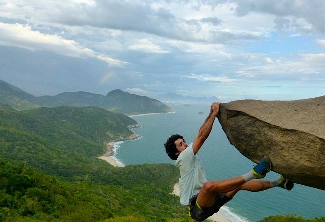 Hiking tour to Pedra do Telégrafo - Rio de Janeiro!
