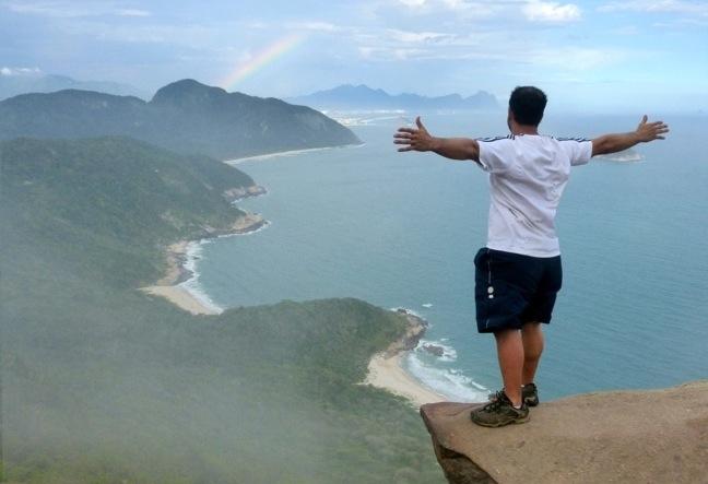 Hiking tour to Pedra do Telégrafo - Rio de Janeiro! RJ