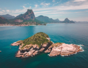 Speed Boat Tours with Snorkeling in Rio de Janeiro