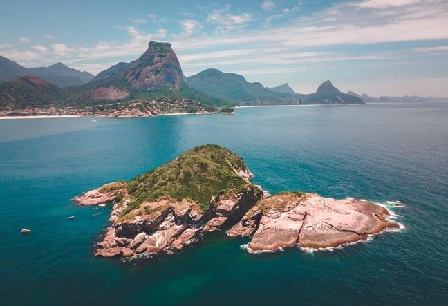 Passeio de Barco Ilhas Tijucas Rio de Janeiro