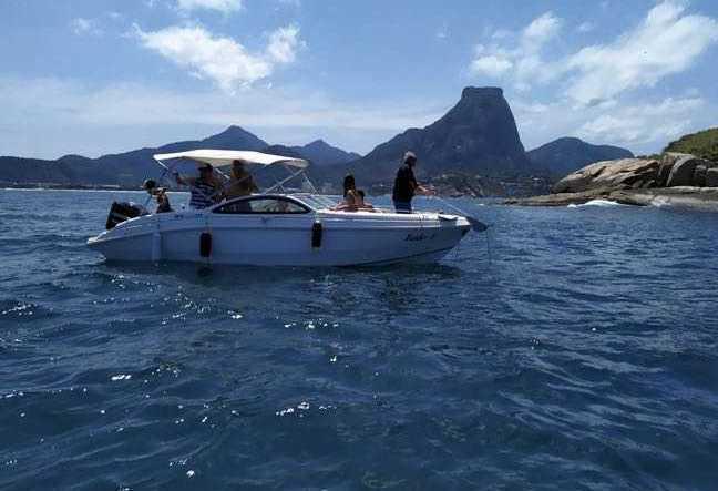 Speed Boat tour - Rio de Janeiro